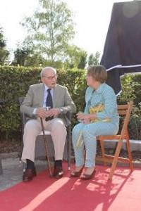 Hans Günter Winkler, Frau Cornelia Rohse-Paul (Bürgermeisterin Braunschweig)
