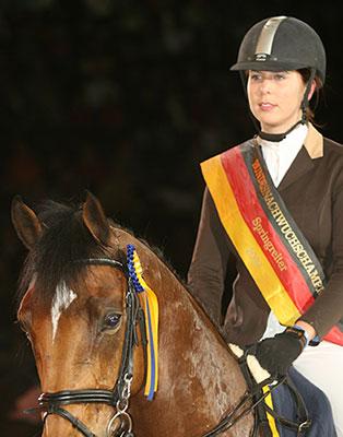 2009 Janine Rijkens Bundesnachwuchschampionat